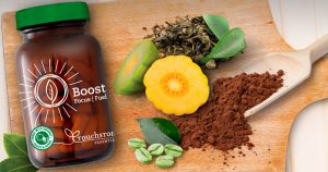 Natural Energy and Metabolism Boosters